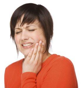 Käkproblem TMJ